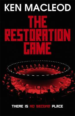 The Restoration Game by Ken MacLeod image