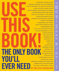 Use This Book by Melissa Heckscher