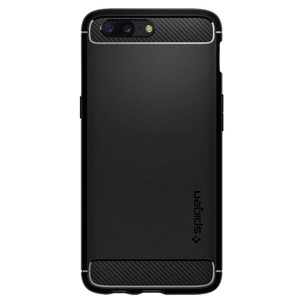 Spigen: OnePlus 5 - Rugged Armour Case (Black) image