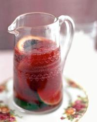 101 Sangrias and Pitcher Drinks by Kim Haasarud image