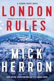 London Rules by Mick Herron
