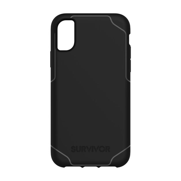 Griffin: Survivor Strong for iPhone Xs - Black