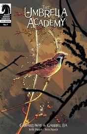 Umbrella Academy: Hotel Oblivion - #7 (Cover A) by Gerard Way image