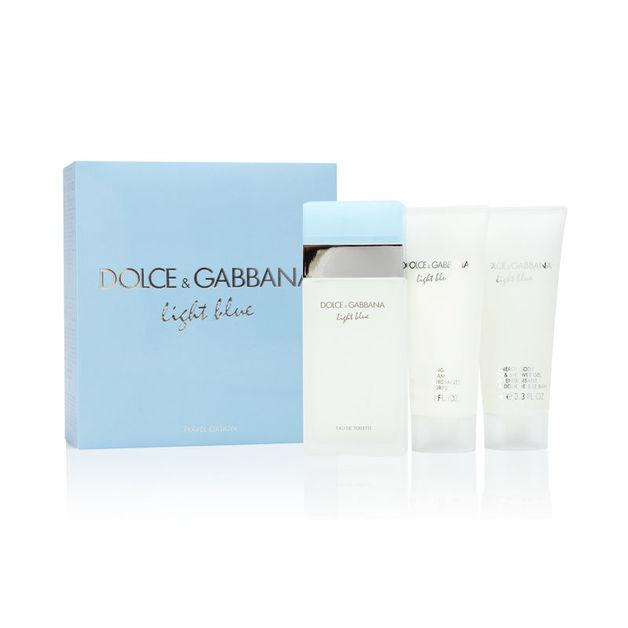 Dolce & Gabbana: Light Blue Pour Homme Gift Set (2 Piece)