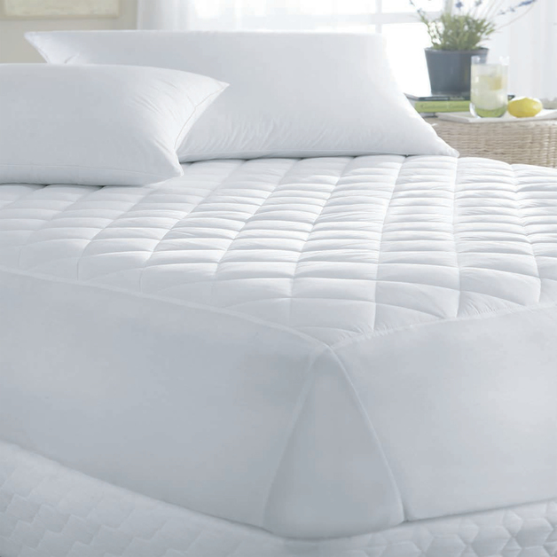 Soft Touch Coral Fleece Mattress Protector - King