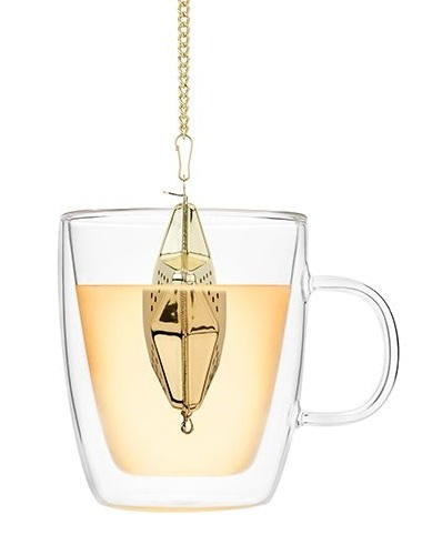 Pinky Up: Star Shaped - Tea Infuser image