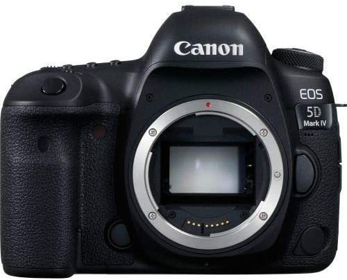 Canon EOS 5D Mark IV DSLR Camera (Body Only)
