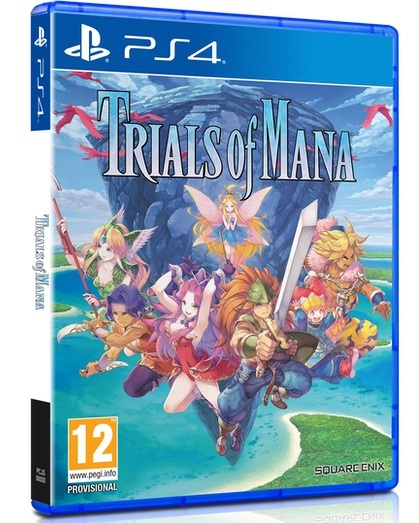 Trials of Mana for PS4