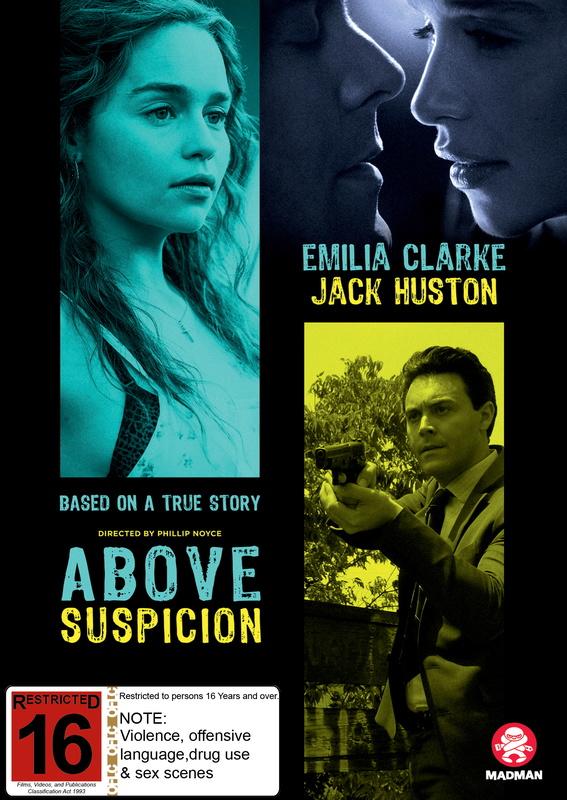Above Suspicion on DVD