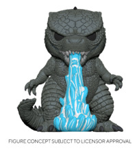 Godzilla vs Kong: Godzilla (Fire Breathing) - Pop! Vinyl Figure