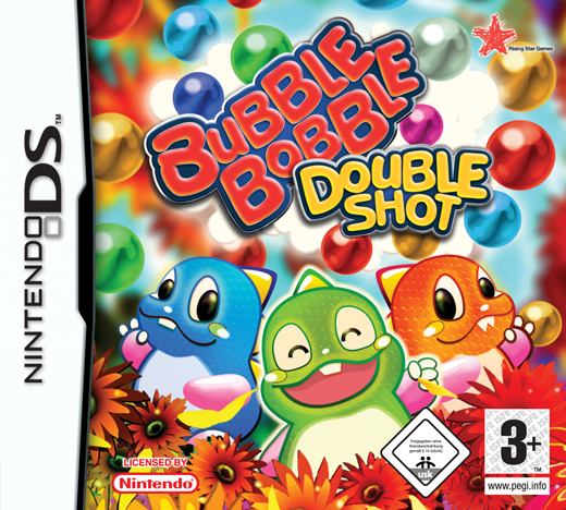 Bubble Bobble Double Shot for Nintendo DS image
