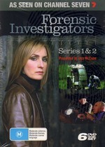 Forensic Investigators - Series 1 And 2 (6 Disc Box Set) on DVD