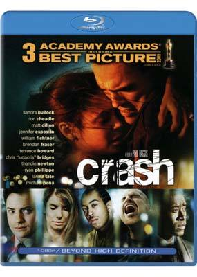 Crash on Blu-ray