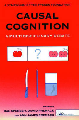 Causal Cognition