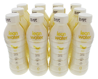 Horleys Lean Water - Lemon (12 x 420ml)