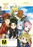 Sword Art Online - Vol. 4: Fairy Dance Part 2 on DVD