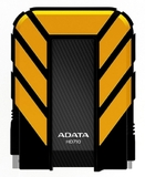 1TB ADATA Durable USB 3.0 Portable Hard Drive (Yellow)