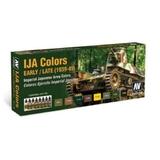 Vallejo IJA Camouflage Colors (1939-45) Paint Set