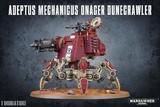 Warhammer 40,000 Adeptus Mechanicus Onager Dunecrawler