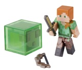 Minecraft: Alex with Accessory Action Figure