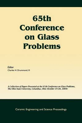 65th Conference on Glass Problems image
