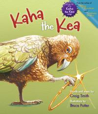 Kaha the Kea by Craig Smith