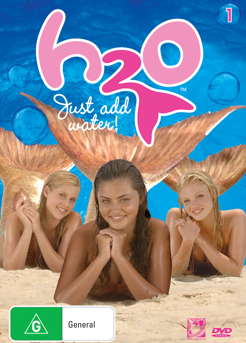 H2O - Just Add Water!: Vol. 1 on DVD image