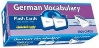 German Vocabulary by BarCharts Inc