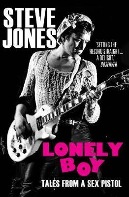 Lonely Boy by Steve Jones image