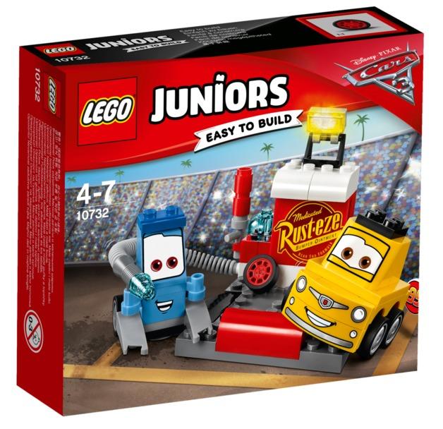 LEGO Juniors - Guido and Luigi's Pit Stop (10732)