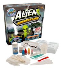 Wild Science - Alien Autopsy Lab