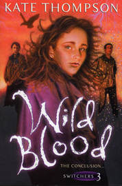 Wild Blood by Kate Thompson image