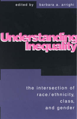 Understanding Inequality by Barbara A Arrighi image