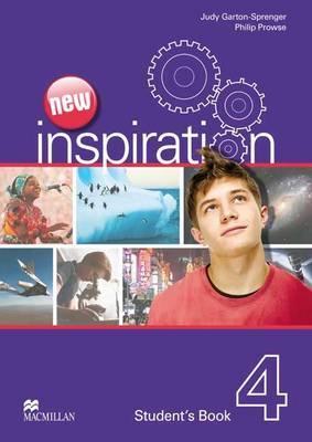 New Edition Inspiration Level 4 Student's Book by Judy Garton-Sprenger