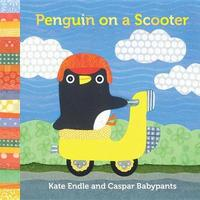 Penguin on a Scooter by Kate Endle