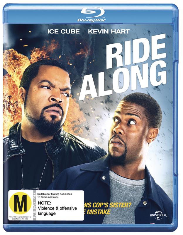 Ride Along on Blu-ray