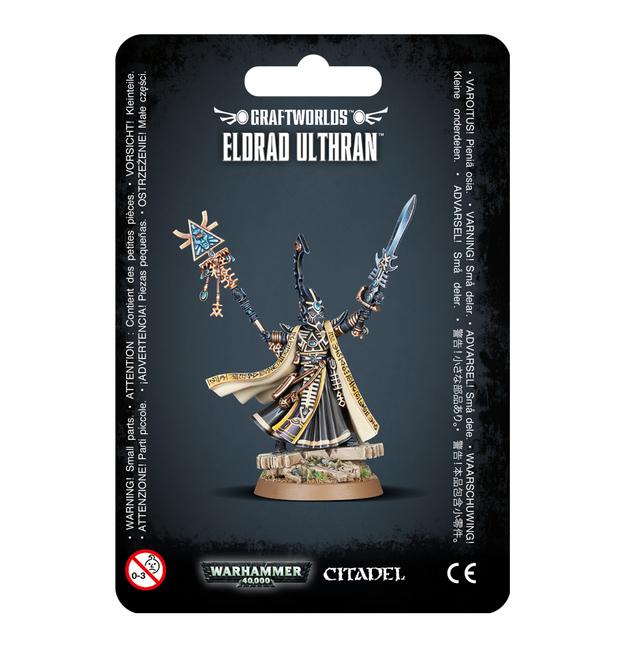 Warhammer 40,000: Eldrad Ulthran