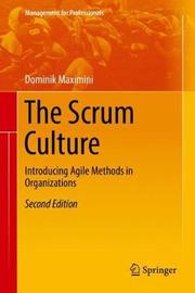 The Scrum Culture by Dominik Maximini