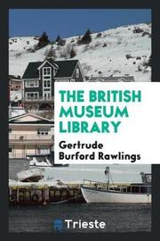 The British Museum Library by Gertrude Burford Rawlings image