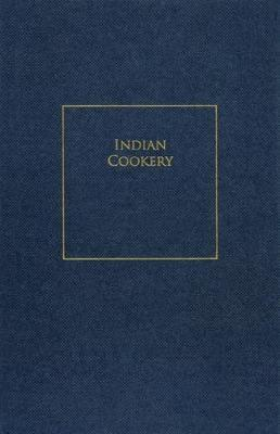 Indian Cookery by Richard Terry image