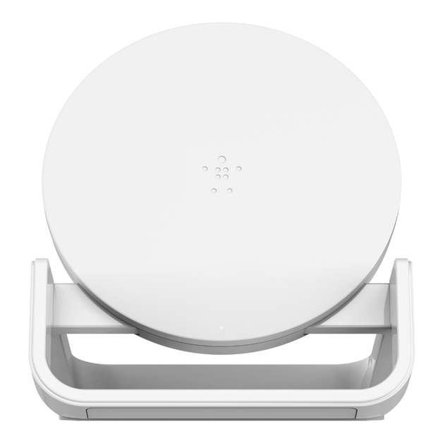 Belkin: BOOST↑UP10W Wireless Charging Stand (White)