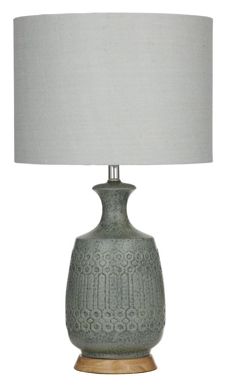 Amalfi: Marley Table Lamp (39x39x66cm)