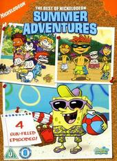 SpongeBob And Friends - Summer Adventures on DVD