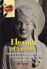 Eleanor of Aquitaine by Ann Kramer image