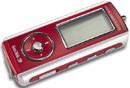 SanDisk Digital Audio Player 256MB Red