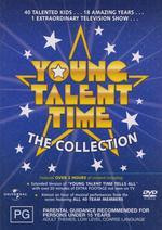 Young Talent Time - The Collection on DVD