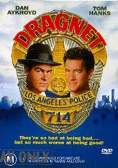Dragnet on DVD