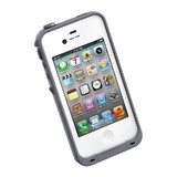 LifeProof Fre Case for iPhone 4/4S (White)