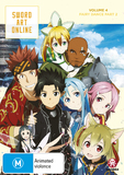 Sword Art Online - Vol. 4: Fairy Dance Part 2 on DVD