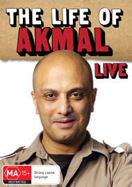 The Life Of Akmal Live on DVD